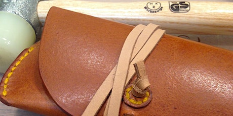 Beginners Leather workshop- Sunglasses case tickets