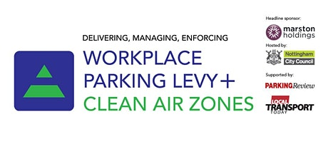 Workplace Parking Levy + Clean Air Zones tickets