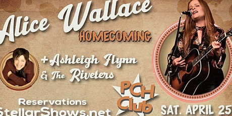 Alice Wallace: Homecoming tickets