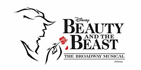 "ENCORE Presents ""Beauty & the Beast"" tickets"