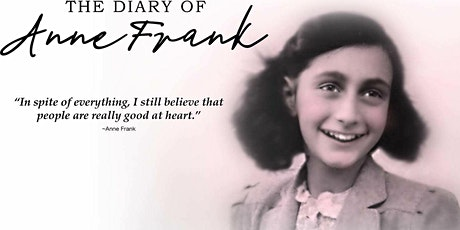 """The Diary of Anne Frank"" tickets"