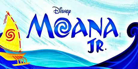 """Disney's """"Moana Jr."""" tickets"""
