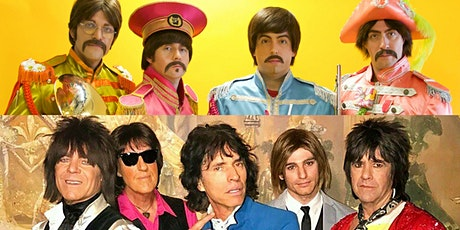 Beatles vs Stones -- A Musical Showdown tickets