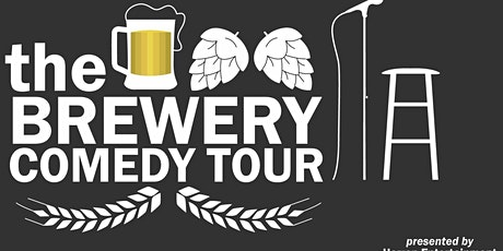 """the BREWERY COMEDY TOUR"" tickets"