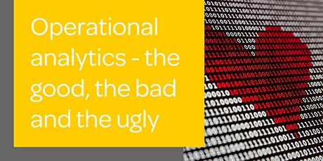 Operational analytics – Identifying the good, the bad and the ugly tickets