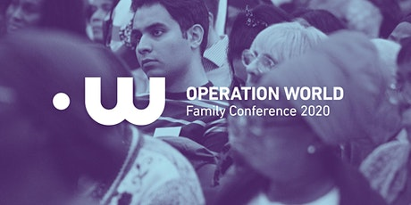 Operation World Family Conference 2020 tickets