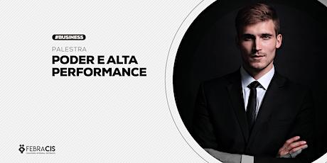 [BRASÍLIA/DF] PALESTRA ONLINE - Alta Performance Pessoal e Profissional 27/04/20 ingressos