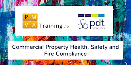 Commercial Property Health and Safety Fire Compliance tickets