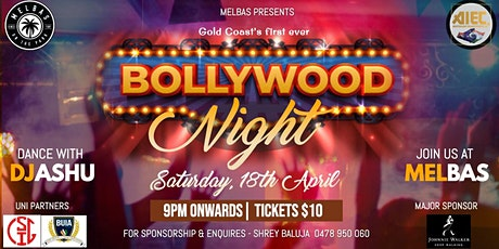 BOLLYWOOD NIGHT - Gold Coast's Biggest Party! tickets