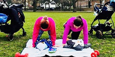 Mummy & Me Bootcamp (outdoors) tickets