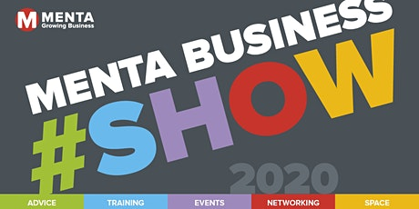 The MENTA Business Show 2020  tickets