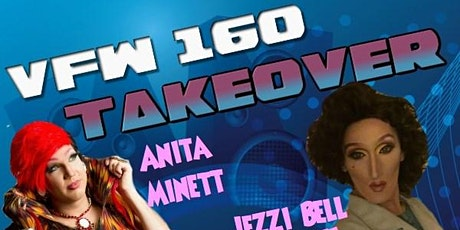 VFW 160 Drag Takeover tickets