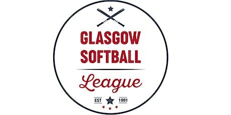 Glasgow Softball League Open Day 2020 tickets