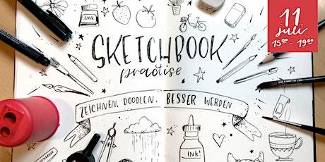 Sketchbook Practise - Zeichnen, Doodlen, Besser werden Tickets
