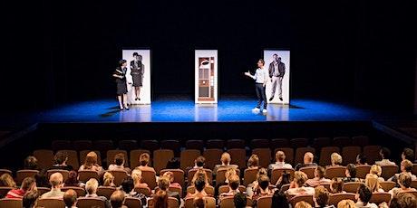 De 'Zo Ben Ik Nu Eenmaal' show + workshop tickets