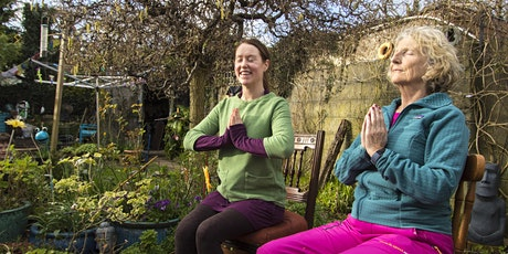 Chair Yoga and Mindfulness for People with Additional Needs tickets