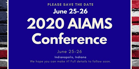 2020 Association of Indiana Administrators for Military-Connected Students tickets