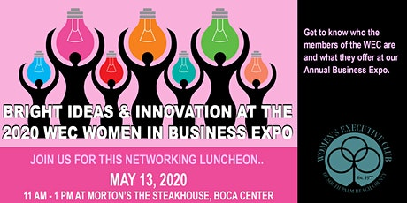 Women's Executive Club Business Expo tickets
