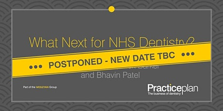 What Next for NHS Dentistry? - Peterborough tickets
