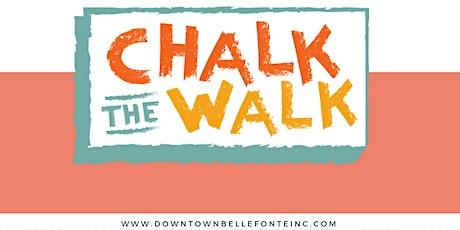 Chalk the Walk in Downtown Bellefonte tickets