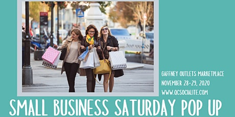 SMALL BUSINESS WEEKEND POP UP tickets