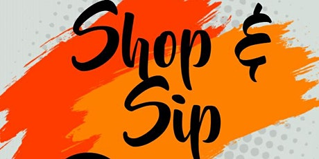 Shop 'n Sip #13 - May Event  tickets