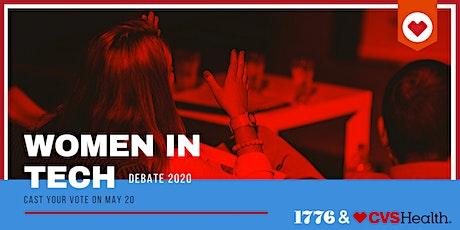 Women in Tech Debate Night tickets