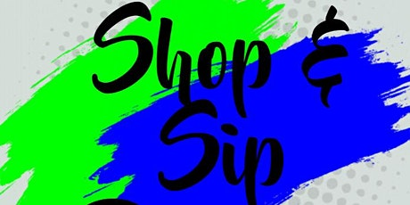 Shop n Sip #14 - June Event tickets