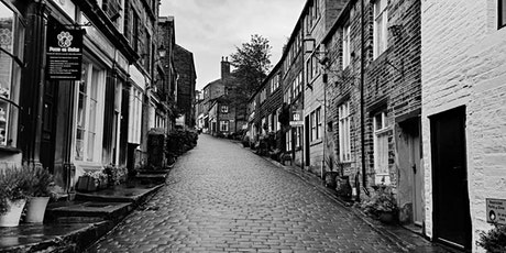 Haunting Nights Bronte Interactive Ghost Walks, Haworth, tickets