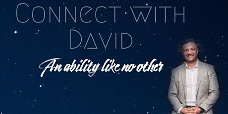 An Evening With Psychic Medium David Maddock tickets