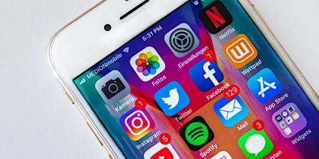 Social Media Workshop - Intermediate tickets