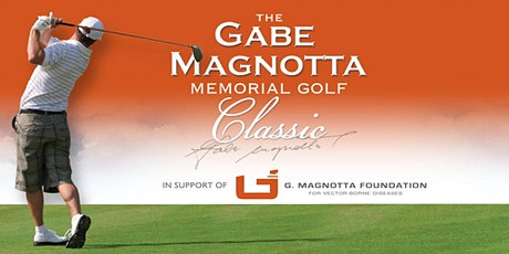 Gabe Magnotta Memorial Golf Classic 2020 tickets