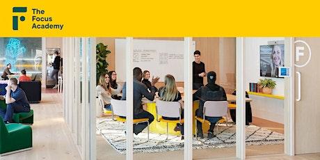 Workshop 26/05: Verhoog efficiëntie én verlaag stress door focus management tickets