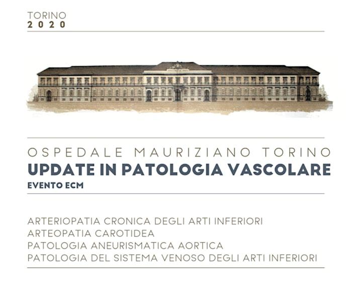 Immagine UPDATE IN PATOLOGIA VASCOLARE