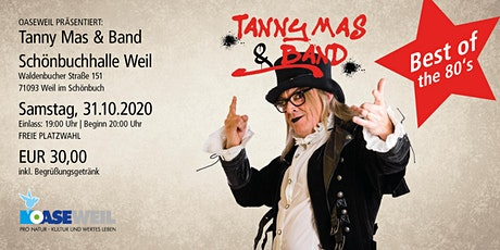 TANNY MAS & BAND Tickets