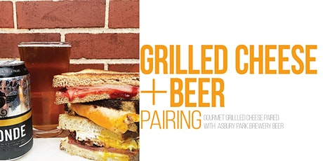 2nd Annual Grilled Cheese + Beer Pairing tickets