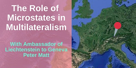 !!ABGESAGT!! The Role of Microstates in Multilateralism billets
