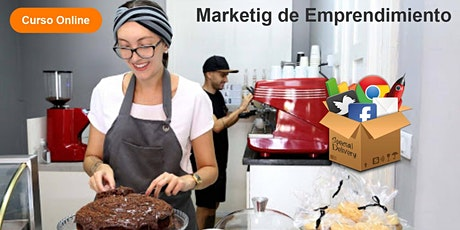 Curso de Marketing de Emprendimiento entradas