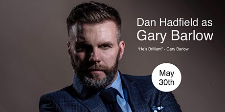 Gary Barlow Tribute Night! tickets