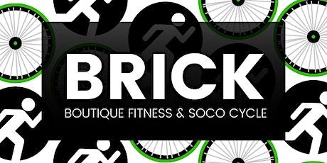 BRICK / Ride & Run tickets