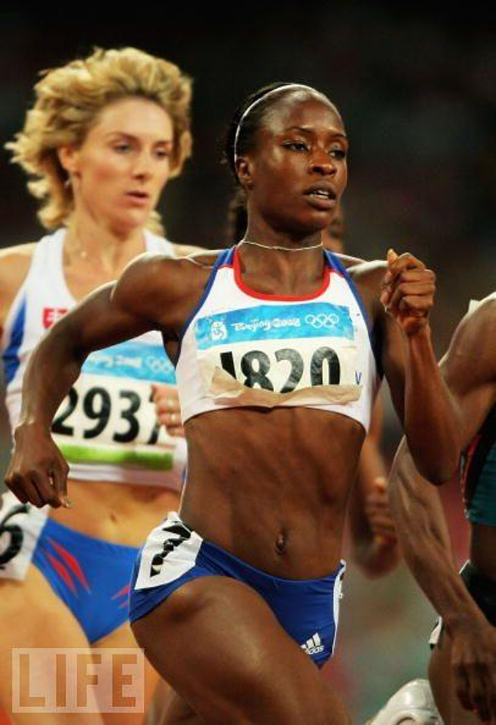 MORE THAN A MEDAL - An Evening with Olympic Medallist, Marilyn Okoro image