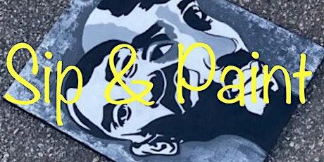 Sip and Paint- Atlanta GA tickets