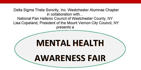 Mental Health Awareness Fair tickets
