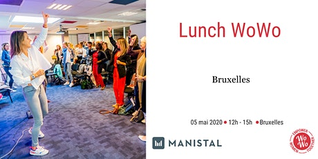 Lunch WoWo - Bruxelles billets