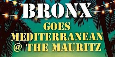 BRONX Fashion Show ** DeluxeVIP ** TAPAS TABLE **  6 personen entradas