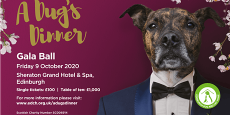 A Dug's Dinner tickets