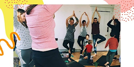 Super Worm: Family Yoga Workshop tickets