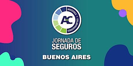 Jornada de Seguros A+C Buenos Aires 2020 entradas