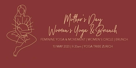 Mother's Day Women's Yoga & Brunch tickets