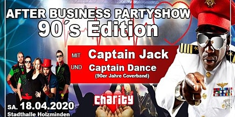 After Business Partyshow 90s Edition Tickets